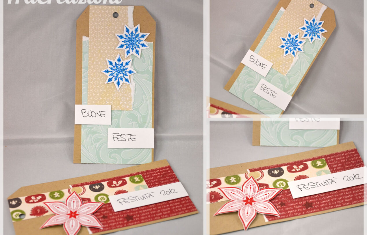 Cards e tags di Natale?!