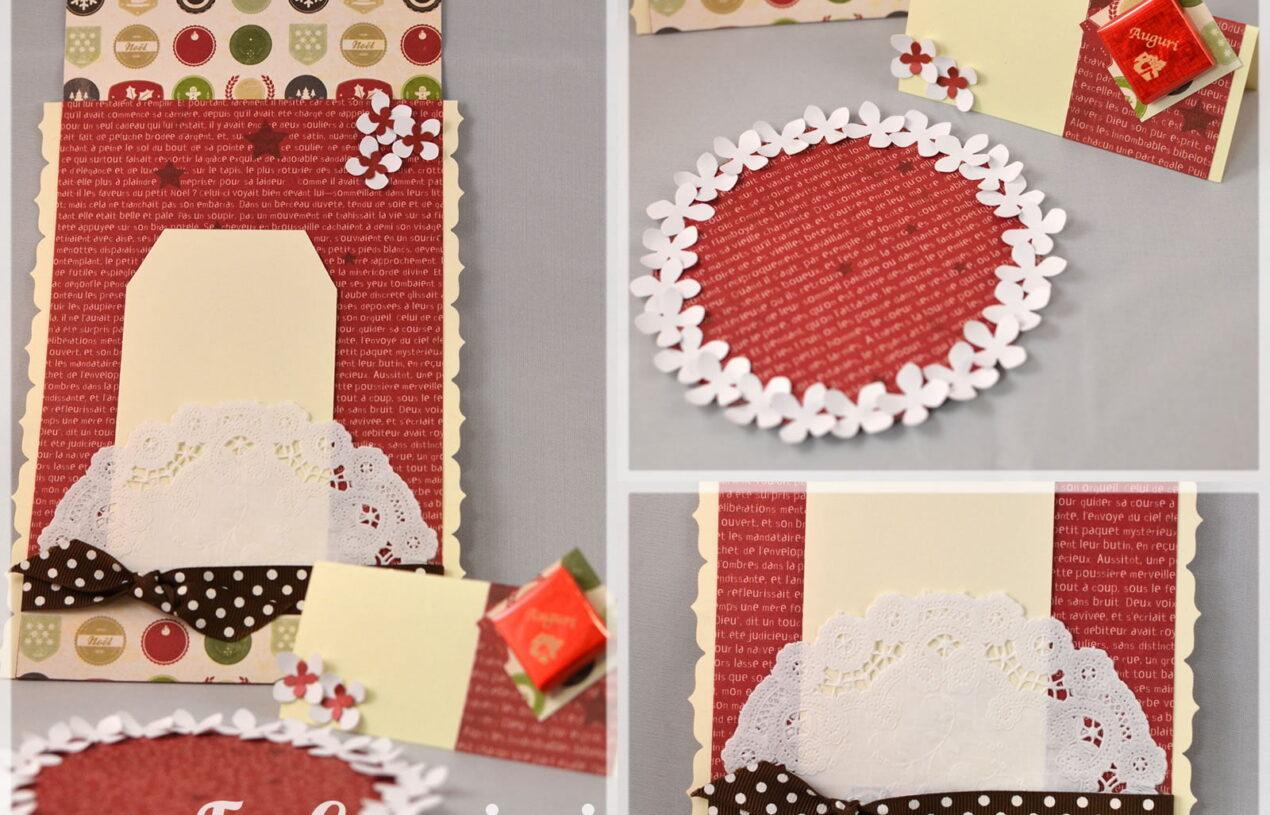 Corsi di Natale: decorazione della tavola