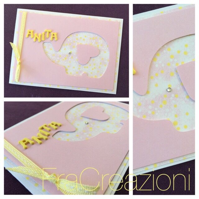 Card per una nascita