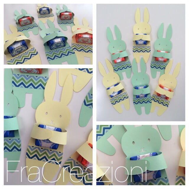Ancora regalini di Pasqua…teneri coniglietti