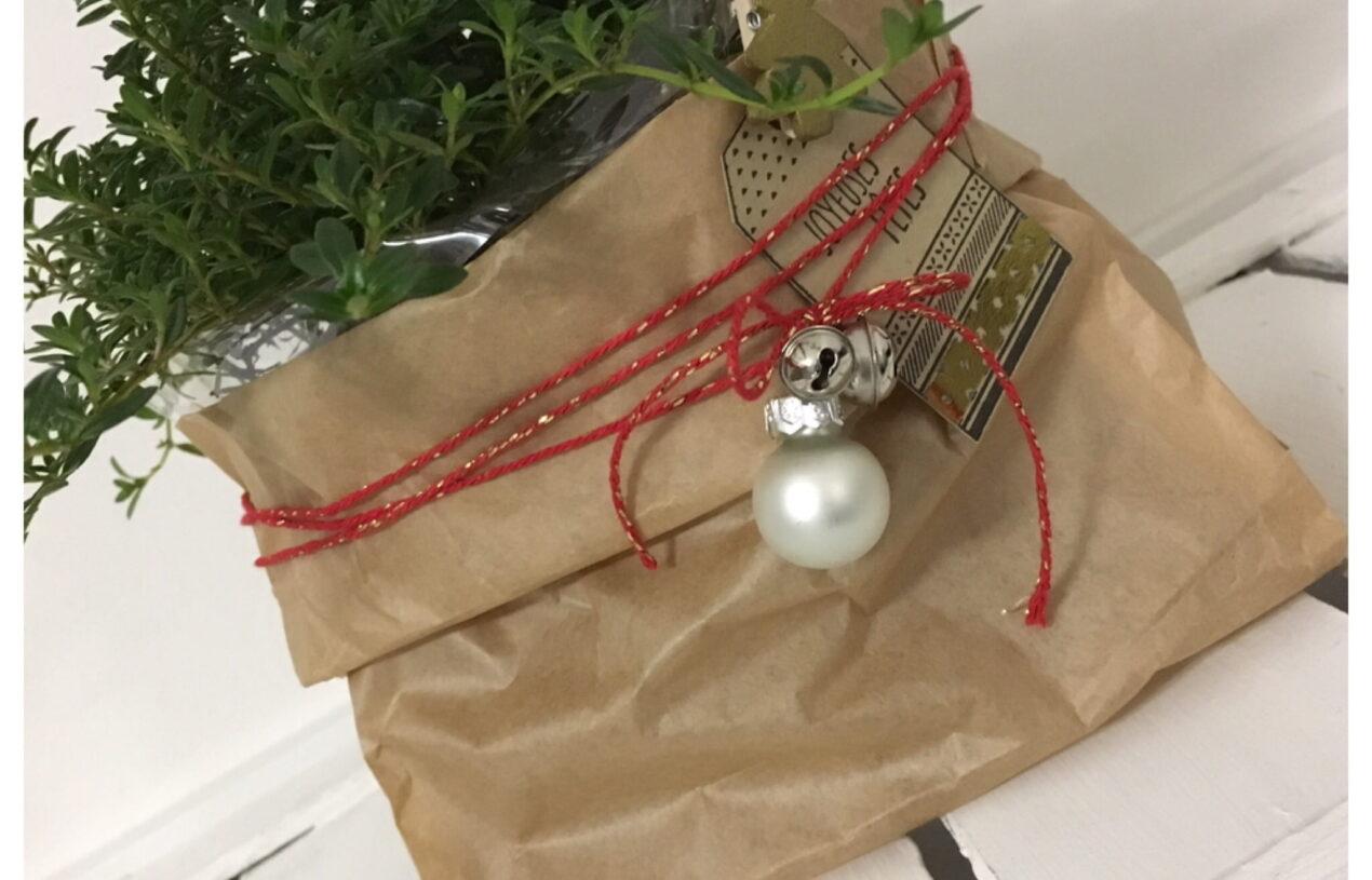 Un po' di packaging natalizio