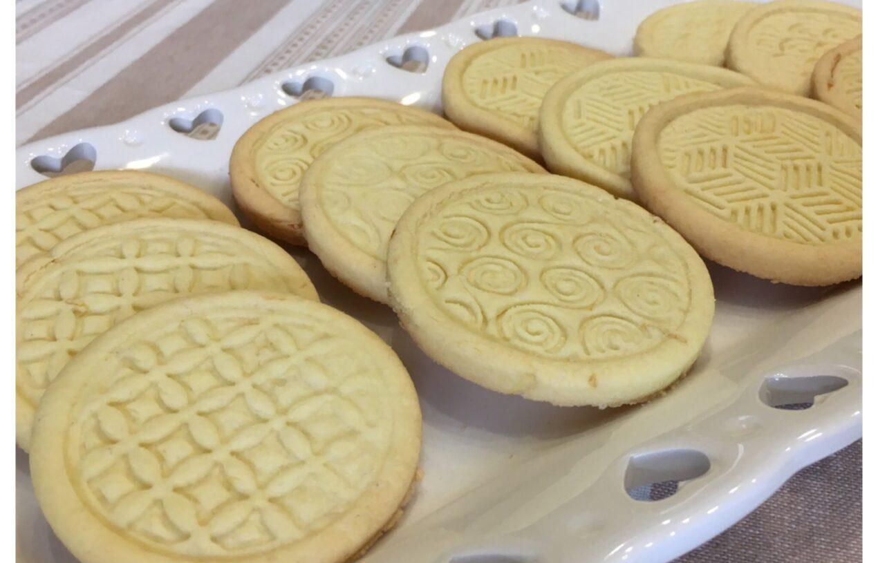 Un fuori tema…biscottini di farina di riso!