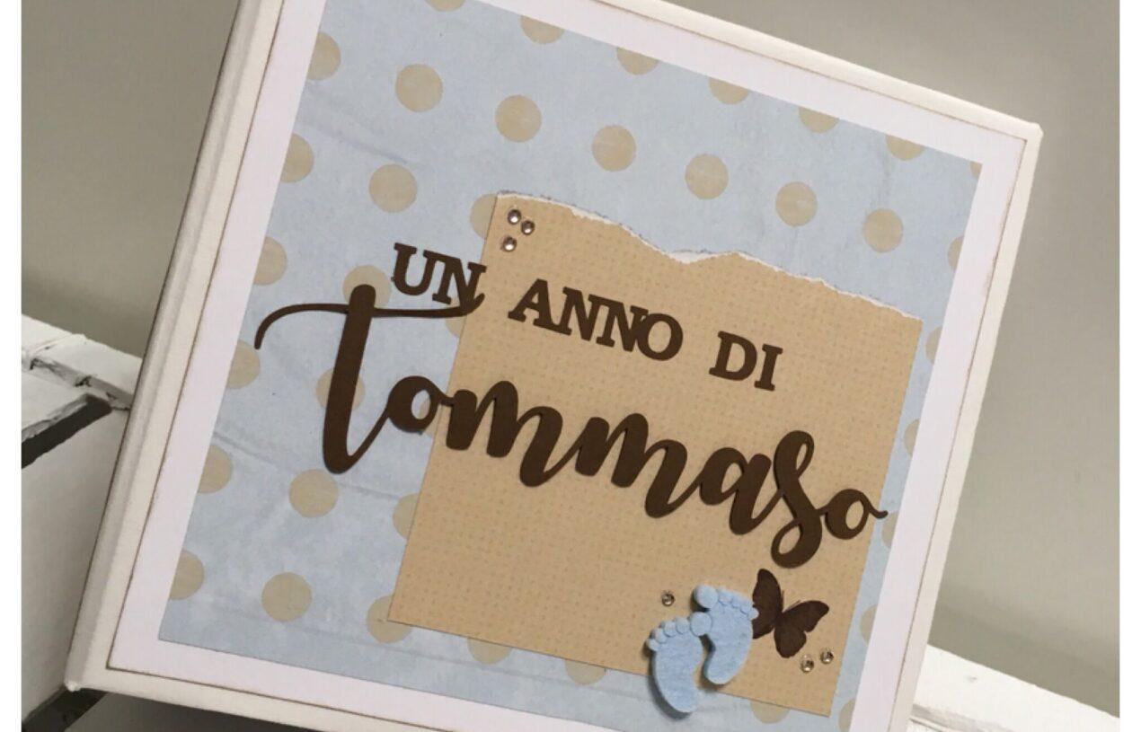 Un anno di Tommaso
