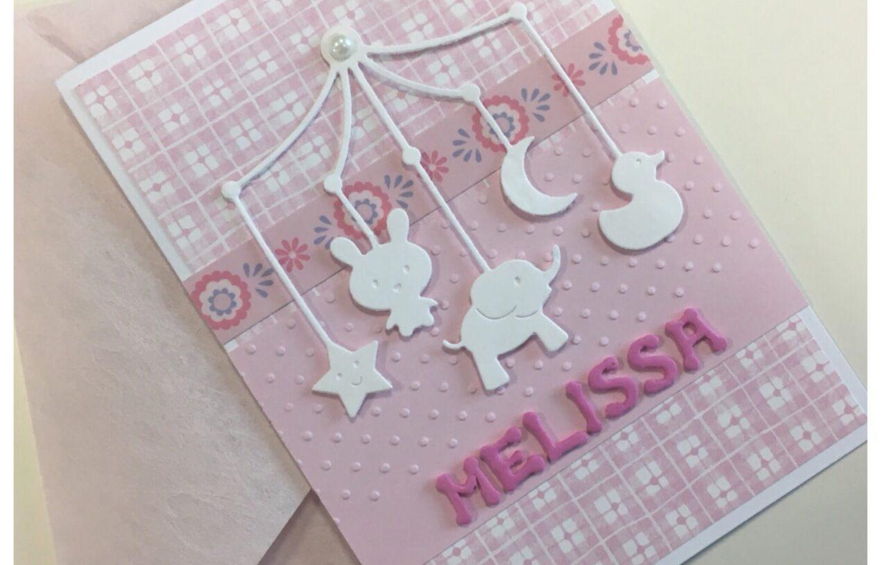 Card per Melissa